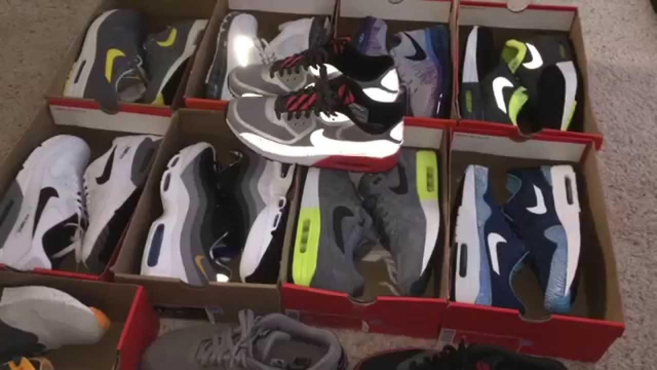 Ma Collection Nike Air Max Pour Les Femmes