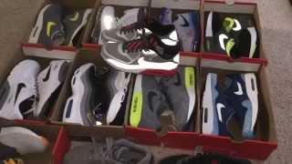 My Nike Air Max Collection Thumbnail