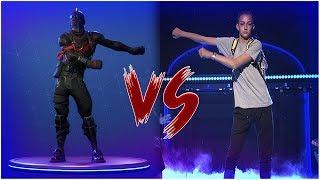 """BAILES DE FORTNITE VS REAL LIFE!! NEW SEASON 3 - ROBOT DANCE,BREAKDANCE-""""! NEW"""""""