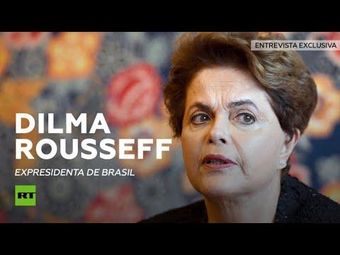 """Rousseff: """"Acciones de EE.UU. podrían causar una guerra civil en Sudamérica"""" - Entrevista"""