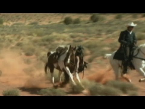 "Johnny Depp Nearly Trampled by Horse on ""The Lone Ranger"" Set: Caught on Tape"