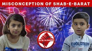 Misconception of Shab-e-Barat for kids   Shab-e-Barat #Moral Video   How to celebrate Shab-e-Barat