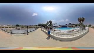 Панорамное видео 360 градусов. Отель Otium. Hotel Seven Seas(, 2015-10-07T06:37:13.000Z)