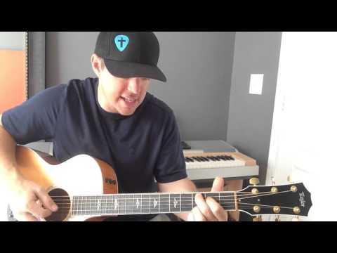 Even So Come - Kristian Stanfill | Beginner Guitar Lesson | Matt McCoy