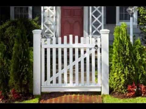 Small Garden Gates Youtube