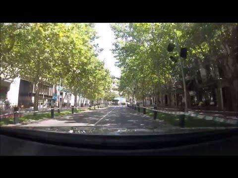 [Roadtrip #19 - Spain] A drive in Vilafranca del Penedès, Province of Barcelona