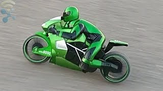 Review Children High Speed Drifting RC Motorbike Remote Control Motorcycle Toy