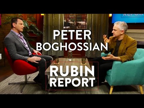 Peter Boghossian and Dave Rubin: Critical Thinking, Atheism, and Faith [Full Interview]