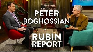 Critical Thinking, Atheism, And Faith   Peter Boghossian   SPIRITUALITY   Rubin Report