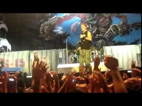 Iron Maiden Flight 666 Belem 1080p 16) Running Free