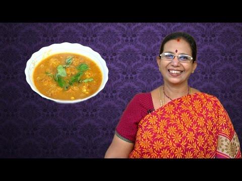 Vada Curry | Mallika Badrinath Recipes