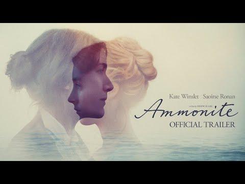 Сірша Ронан та Кейт Вінслет у першому трейлері романтичної драми «Амоніт»