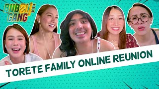 Bubble Gang: Online family reunion ng pamilya Torete