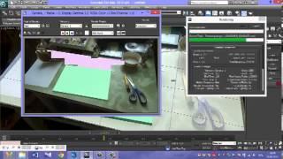 Урок. Совмещение 3D графики и «живого» видео