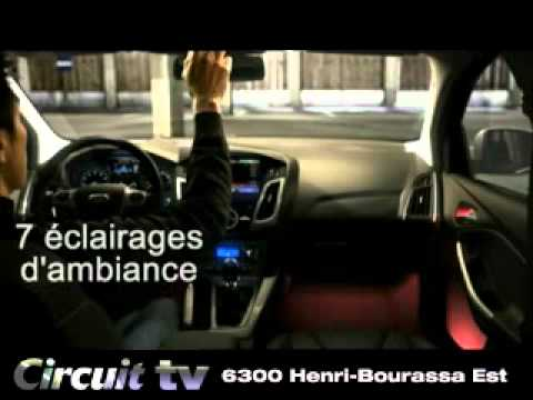La nouvelle Ford Focus 2012 @ Circuit Ford Lincoln Montreal North.mp4
