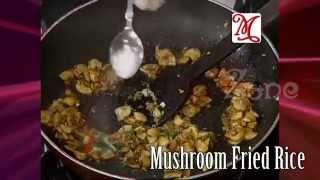 mushroom fried rice Thumbnail