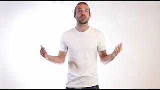 T-Shirt Video Review- American Apparel 100% Cotton T-Shirt (Style 2001) by Coed Monkey