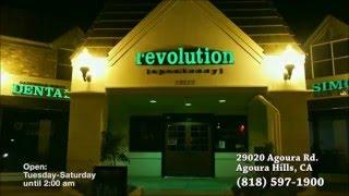Best Restaurant Agoura Hills - Cocktail Bar & Lounge - Revolution Speakeasy Agoura Hills Ca 91301