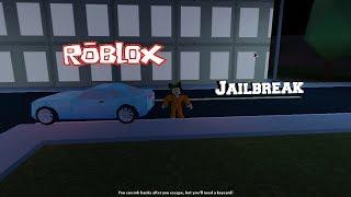Jailbreak odc. 1 /Moj pierwszy film/ Roblox po Polsku