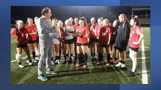 Bella Burns, Camas girls soccer, Week 3 Northwest Personal Training prep athlete of the week
