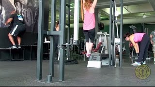 X-FIT TRAINING with SARAH
