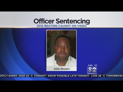 Chicago Police Officer To Be Sentenced For Beating Caught On Tape