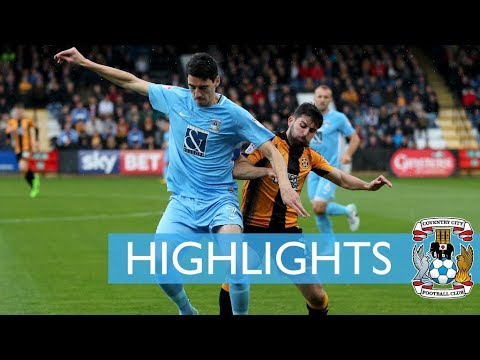 Highlights | Cambridge U 2-1 Coventry