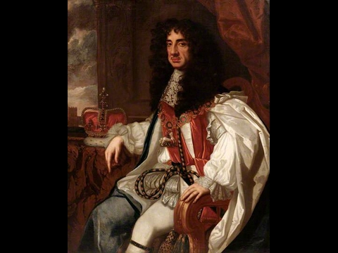 Charles II and Colonial Charters