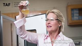 Frances Arnold - Why you should nominate a candidate for the Millennium Technology Prize
