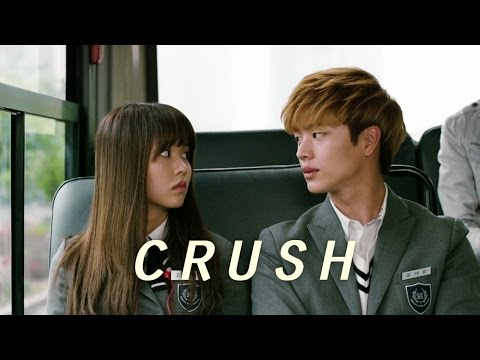 Tae Kwang & Eun Bi || Crush