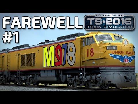 Farewell TS2016! #1 | Sherman Trackage & Turbine Tonnage!