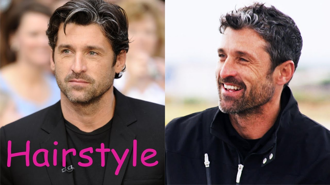 Patrick Dempsey Hairstyle 2018
