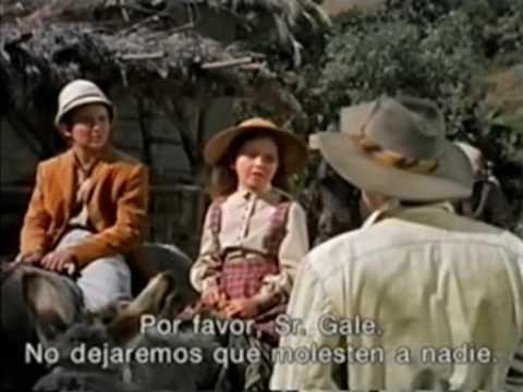 Tanganica (1954) Van Heflin, Ruth Roman, Howard Duff