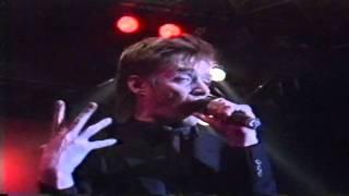 Einstürzende Neubauten (Rockpalast 1990) [06]. Yü-Gung (Fütter Mein Ego)
