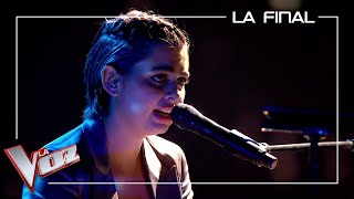 Paula Espinosa - Resistiré | The Final | The Voice Antena 3 2020