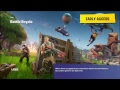 Fortnite #01 Deutsch/German kleiner Samstags Stream mit Cousin