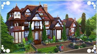 REDWOOD LANE 💕 (FAMILY HOME) PT. 1 | The Sims 4 | Speed Build