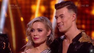 "DWTS Ireland 2018 Final ""THIS IS ME"" Anna and Kai ~ Showdance {incl VT, dance, judges and scores}"