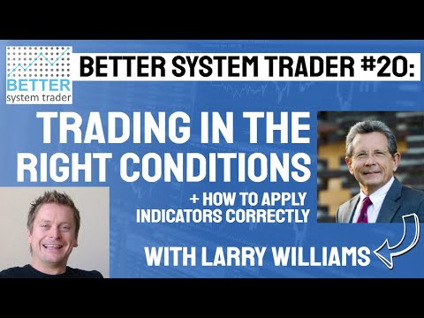 020: Larry Williams shares tips and insights from 50 years of trading.
