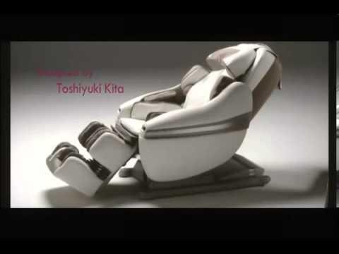 Ghế massage Inada SOGNO - HCP 10001D
