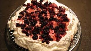 Easy Dessert Recipes - Pavlova Recipe