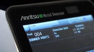 Anritsu - Metal Detectors