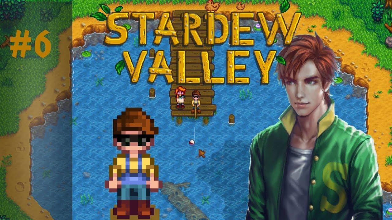 Stardew Valley Geoodeeen Und Robins Verlorene Axt C Let S Play