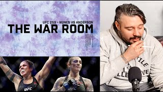AMANDA NUNES VS <b>MEGAN ANDERSON</b> UFC 259 - THE WAR ...