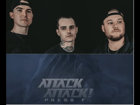 """Attack Attack! release new song """"Press F"""""""
