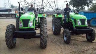STANDARD tractor NEW MODEL 2012