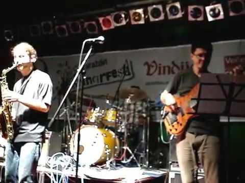 Revelation - Jazz fusion band - Špancir Fest 2008. Live