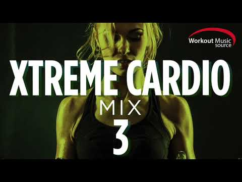 WOMS  Xtreme Cardio Workout Mix 3 141155 BPM