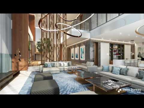 Swiss Bureau Interior Design reveals ultimate penthouses in Al Habtoor City, Dubai