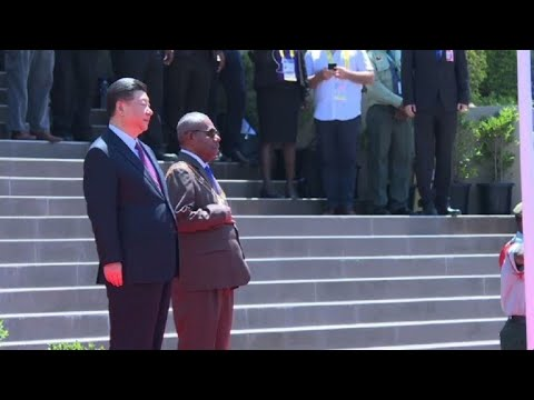 AFP news agency: Chinese President Xi starts state visit to Papua New Guinea